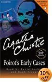 Poirot's Early Cases [UNABRIDGED] by  Agatha Christie, et al (Audio Cassette - March 2003)