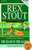 The Hand in the Glove (Mystery Masters Series) [UNABRIDGED] by  Rex Stout, Judith West (Reader) (Audio Cassette - October 2003)