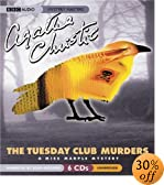 The Tuesday Club Murders (Mystery Masters Series) [UNABRIDGED] by  Agatha Christie, Joan Hickson (Reader)