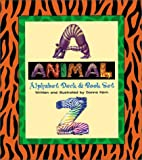 Animal Alphabet Deck and Book Set