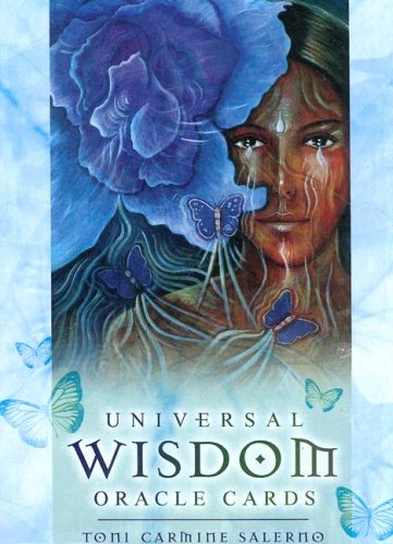Universal Wisdom Oracle Cards (Oracle Card Series)