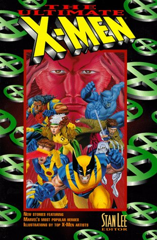 The Ultimate X-Men Cover