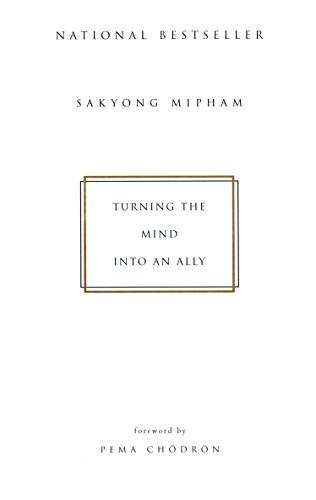 Turning the Mind Into an Ally Book Cover Picture