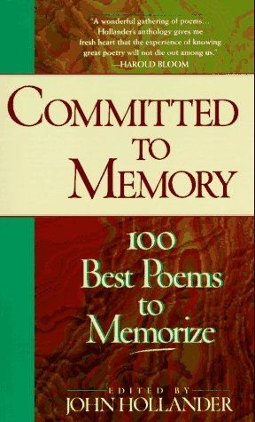 Committed to Memory, Hollander, John