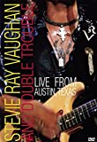 Stevie Ray Vaughan & Double Trouble -  Live From Austin, Texas - movie DVD cover picture