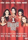 VH1 Divas Live - movie DVD cover picture