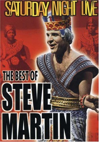 Saturday Night Live - The Best of Steve Martin DVD