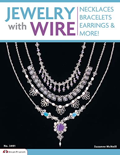 #3362 Jewelry With Wire (Design Originals)