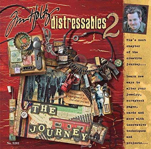 #5292 Tim Holtz Distressables 2
