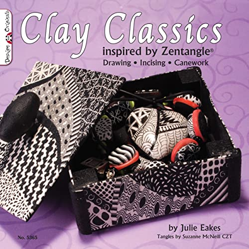 #5365 Clay Classics Inspired by Zentangle