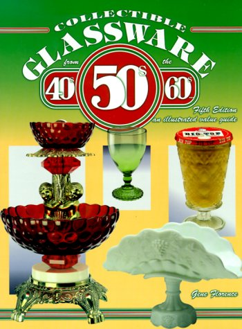 Antique Glassware Price Guides, Depression Glassware Price Guides