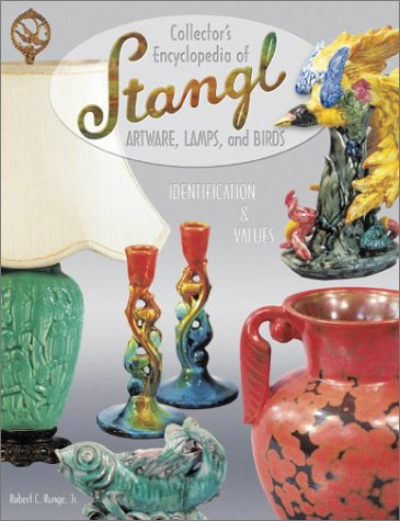 Collectors Encyclopedia of Stangl Artware L&s and Birds Identification \u0026 ... & Stangl Pottery Reference Information and History @ Collectics ...
