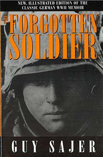 The Forgotten Soldier Book Cover Picture