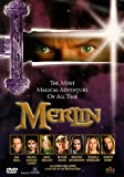 Merlin - movie DVD cover picture