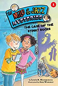 The Case of the Stinky Socks by Lewis B. Montgomery