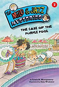 The Case of the Purple Pool by Lewis B. Montgomery