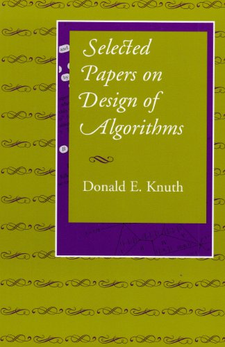 PDF Selected Papers on Design of Algorithms