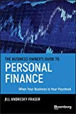 The Business Owner's Guide to Personal Finance When Your Business Is Your Paycheck