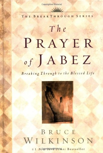 The Prayer of Jabez Cover