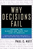 Buy Why Decisions Fail from Amazon