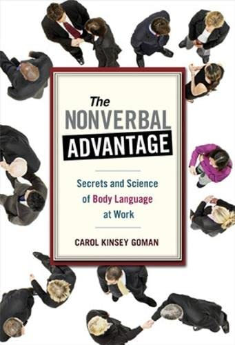 51q w69QQXL The Nonverbal Advantage: Secrets and Science of Body Language at Work (Bk Business)