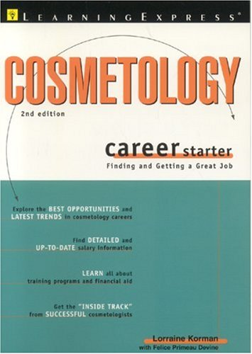 a description of cosmetology a future career im interested in