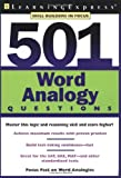 501 WORD ANALOGIES QUESTIONS & ANSWERS