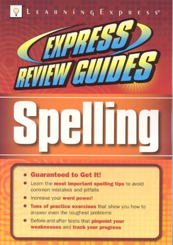 PDF Express Review Guides Spelling
