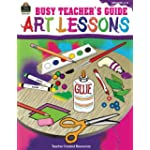 Art Lessons Busy Teachers Guide Intermediate