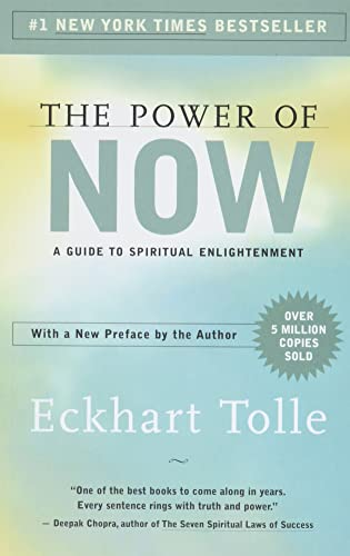 The Power of Now Book Cover Picture