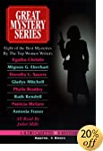Great Mystery Series: 8 Of the Best Mysteries by the Top Women Writers/Ms.Murders (Great... by  Juliet Mills (Reader), et al (Audio Cassette - February 2000)