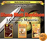 3 Culinary Mysteries: An Audio Book Trilogy of Best Sellers: Dying for Chocolate/Catering... by  Diane Mott Davidson, et al (Audio Cassette - March 2002)