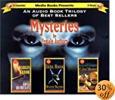 Trilogy of Mysteries by Female Authors [ABRIDGED] by  Media Books Audio Publishing, et al
