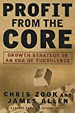 Buy Profit From the Core: Growth Strategy in an Era of Turbulence from Amazon