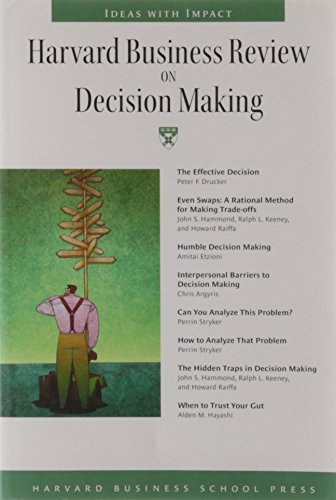PDF Business Review on Decision Making