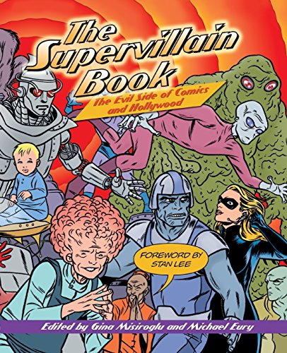 The Supervillain Book cover