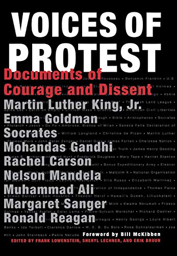 Voices of Protest!: Documents of Courage and Dissent, Lowenstein, Frank; Lechner, Sheryl; Bruun, Erik