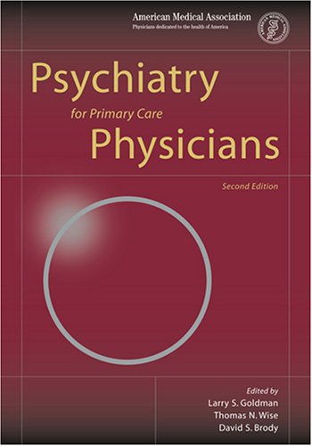 Psychiatry for Primary Care Physicians