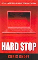 Hard Stop by Chris Knopf