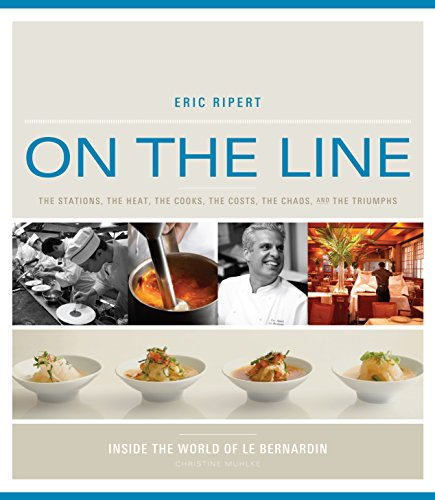 On the Line, Eric Ripert; Christine Muhlke