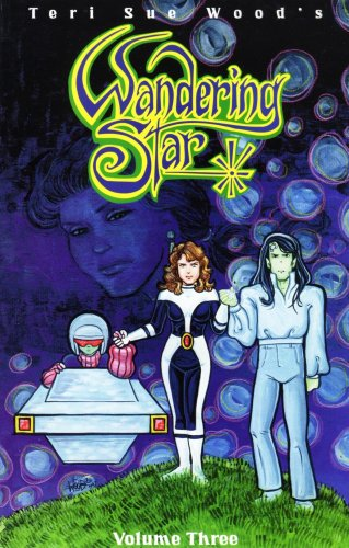 Wandering Star Volume 3 cover