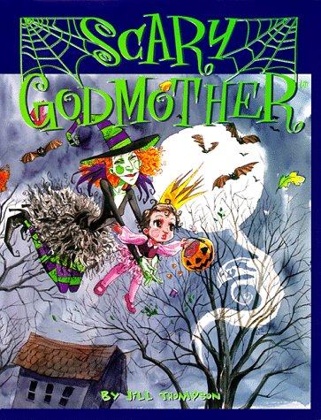 Scary Godmother cover