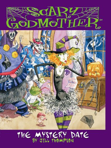 Scary Godmother: The Mystery Date cover