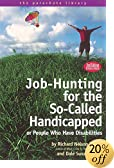 Job-Hunting for the So-Called HandicappedLink to book -