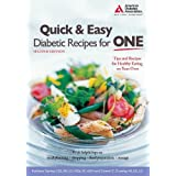 Quick and Easy Diabetic Meals for One