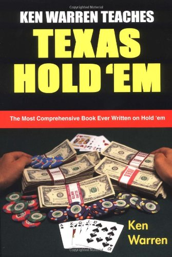Ken Warren Teaches Texas Hold'em, Warren, Ken