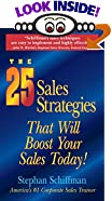 review or buy 25 Sales Strategies