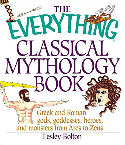 Pdf The Everything Classical Mythology Book Greek And