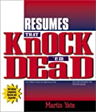 Buy Resumes That Knock 'Em Dead from Amazon