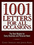 Buy 1001 Letters for All Occasions: The Best Models for Every Business and Personal Need from Amazon
